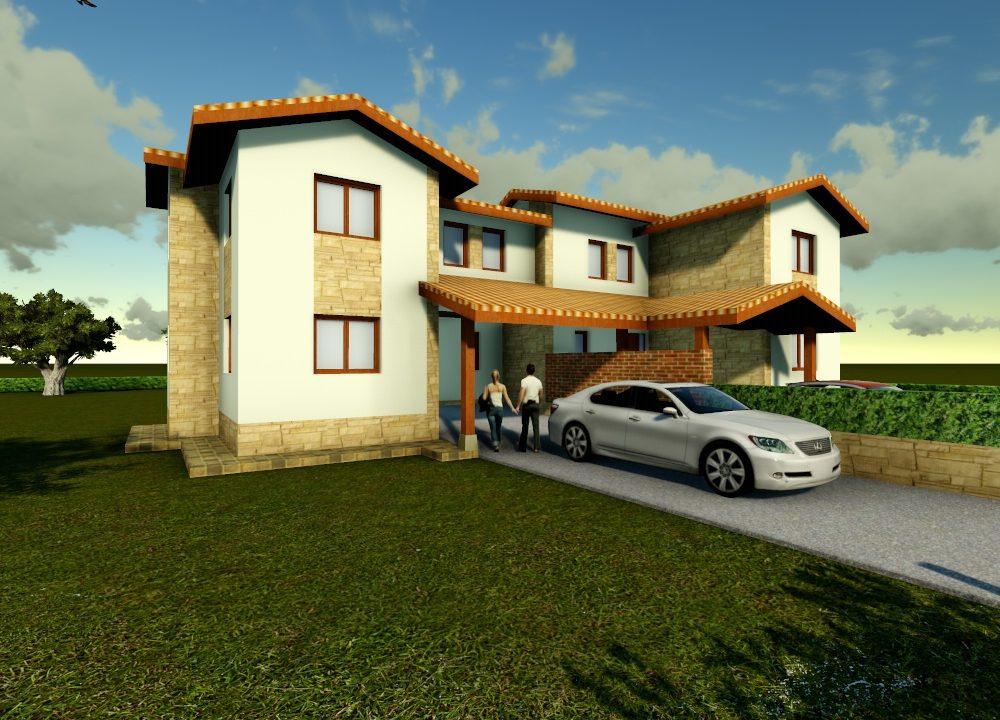 viviendas pareadas en suances